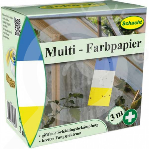 hu schacht adhesive trap interior garden insect - 1, small