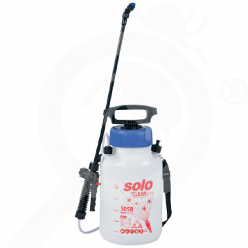 hu solo sprayer 305 b cleaner - 1, small