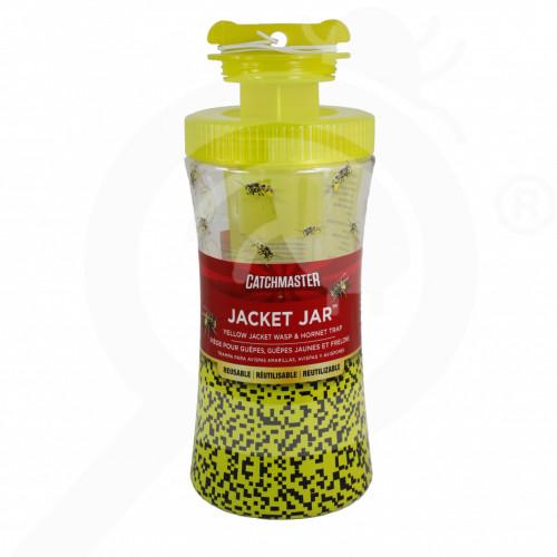 hu catchmaster trap jacket jar - 1, small