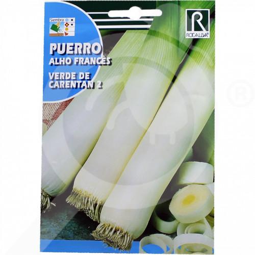 hu rocalba seed green leek de carentan 2 4 g - 0, small