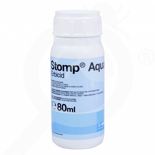 hu basf herbicide stomp aqua 80 ml - 1, small