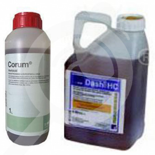 hu basf herbicide corum 10 l adjuvant dash 5 l - 1, small