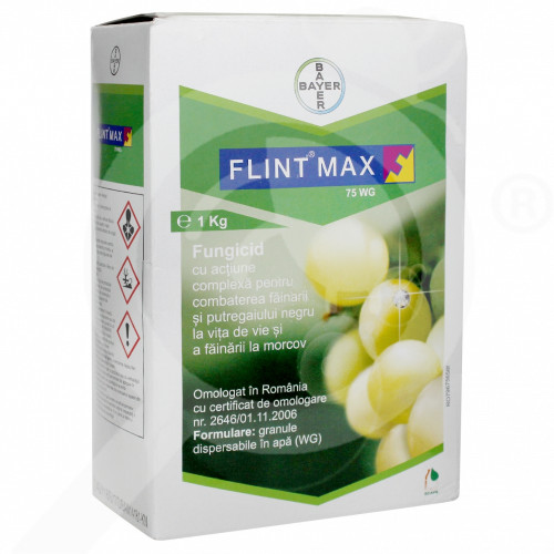 hu bayer fungicide flint max 75 wg 1 kg - 1, small