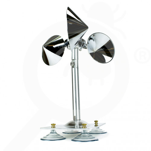 hu bird x repellent flock reflector - 2, small