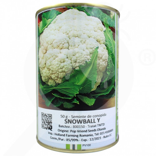 hu pieterpikzonen seed snowball 50 g - 2, small
