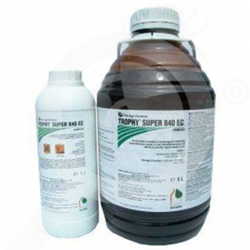 hu dow agro sciences herbicide trophy super 840 ec 1 l - 1, small