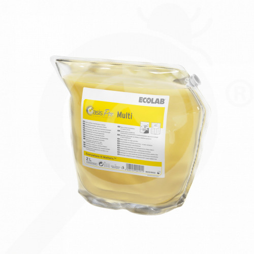 hu ecolab detergent oasis pro multi 2 l - 1, small