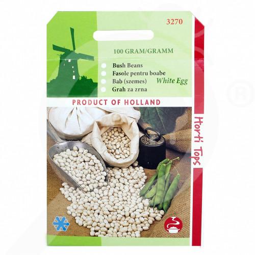 hu pop vriend seed white egg 100 g - 1, small