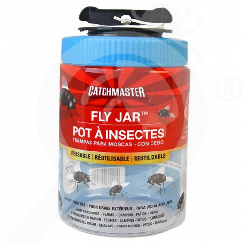 hu catchmaster trap flyjar 974j - 2, small