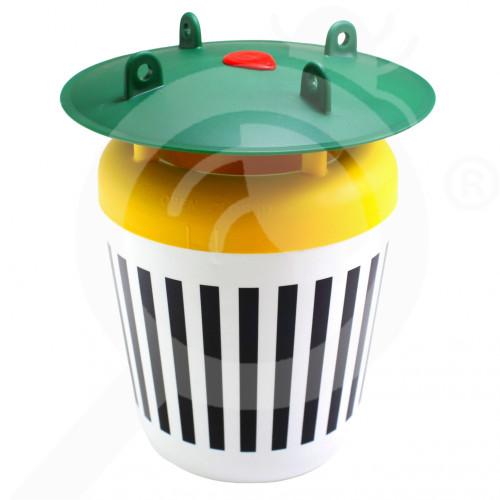 hu agrisense trap black stripe funnel kit - 1, small