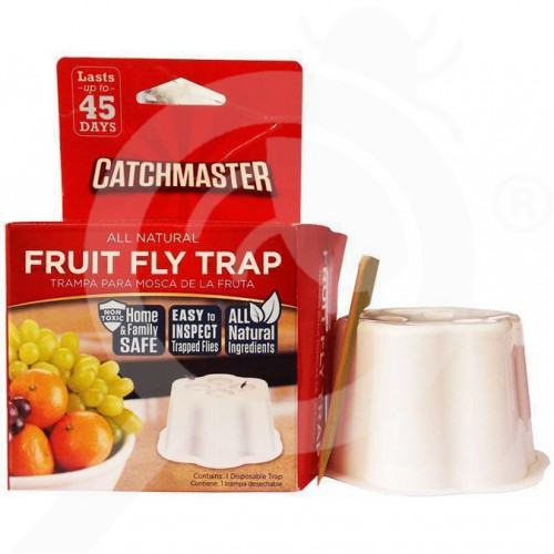 hu catchmaster trap fruit fly - 1, small