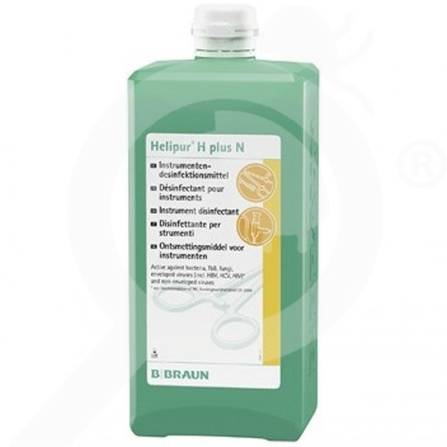 hu b braun disinfectant helipur h plus n 1 l - 2, small