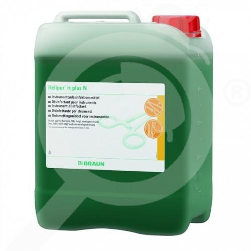 hu b braun disinfectant helipur h plus n 5 l - 1, small