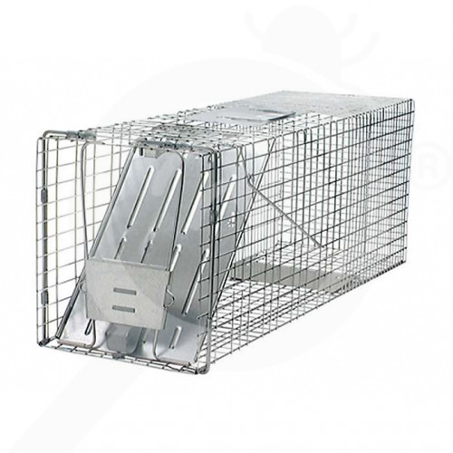 hu woodstream trap havahart 1079 one entry animal trap - 0, small