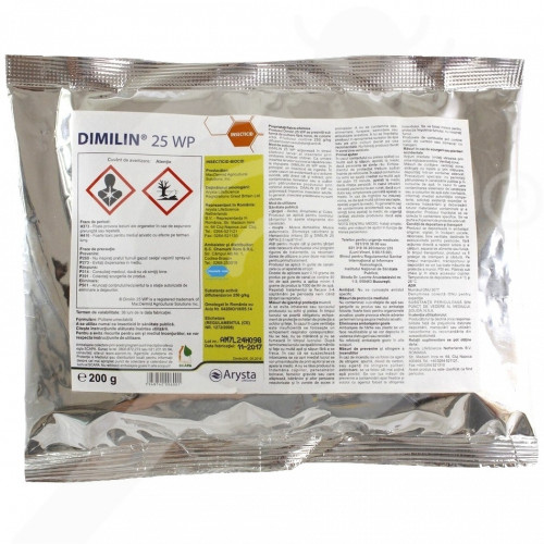 hu arysta lifescience larvicide dimilin 25 wp 200 g - 0, small