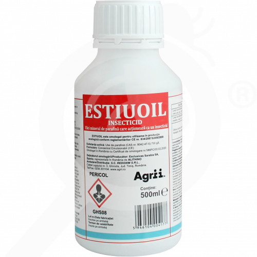 hu exclusivas sarabia insecticide crop estiuoil 500 ml - 0, small