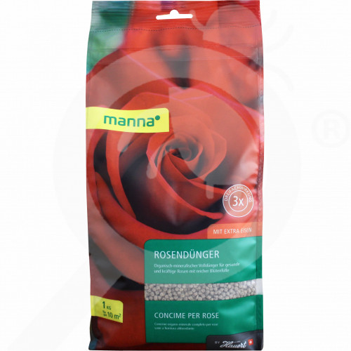 hu hauert fertilizer rose 1 kg - 0, small