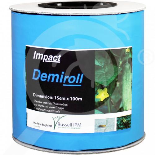 hu russell ipm pheromone optiroll blue glue roll 15 cm x 100 m - 0, small