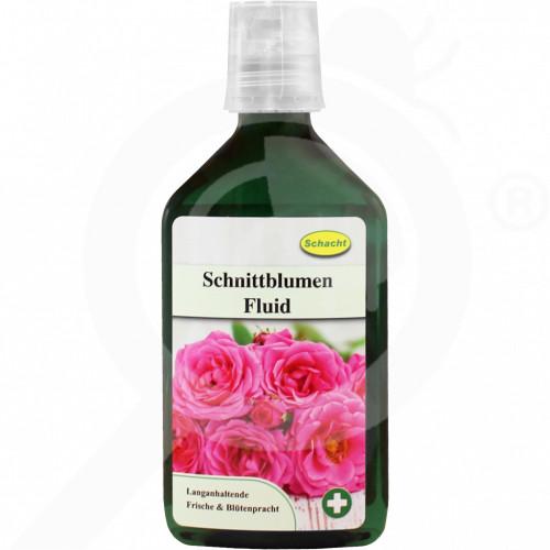 hu schacht fertilizer cut flower fluid schnittblumen 350 ml - 1, small