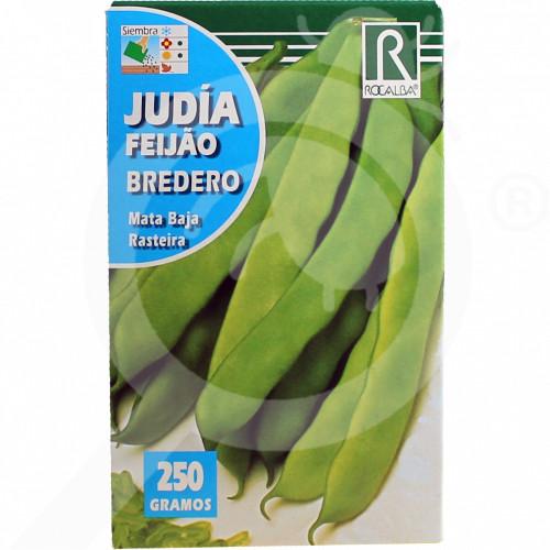 hu rocalba seed green beans bredero 250 g - 0, small