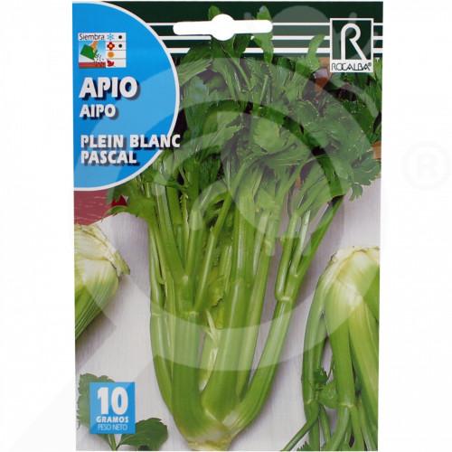 hu rocalba seed celery plein blanc pascal 10 g - 0, small