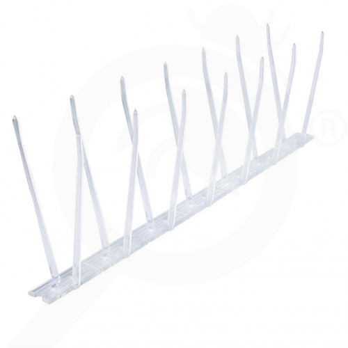 hu ghilotina repellent bird spikes r100 - 0, small