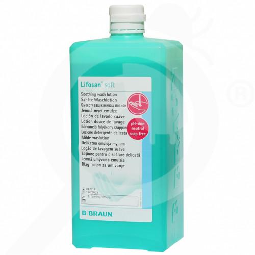 hu b braun disinfectant lifosan soft 1 l - 1, small