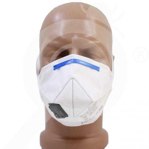 hu 3m safety equipment semi foldable mask - 1, small