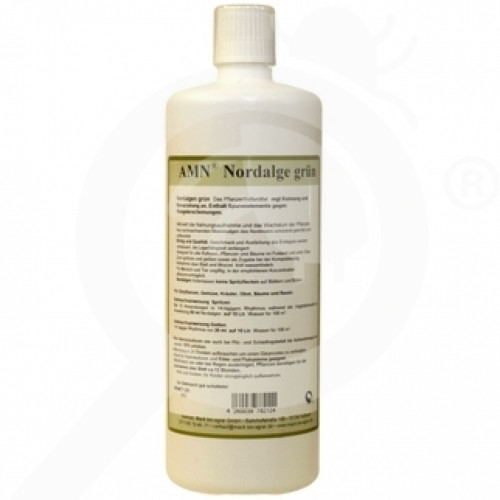 hu mack bio agrar fertilizer amn nordalge 500 ml - 0, small