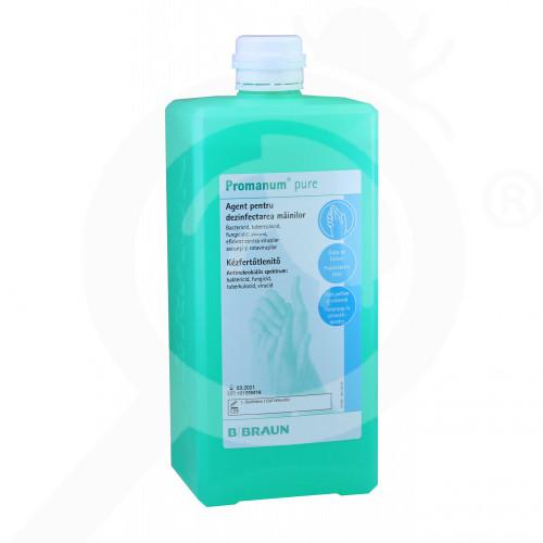 hu b braun disinfectant promanum pure 1 l - 1, small