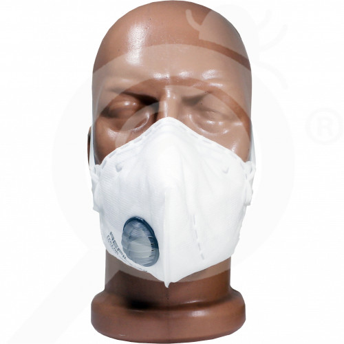hu refil safety equipment refil 751 ffp3 valve half mask - 0, small