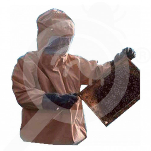 hu eu safety equipment anti wasp coverall - 0, small