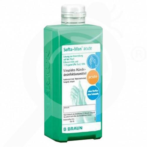 hu b braun disinfectant softa man acute 500 ml - 1, small