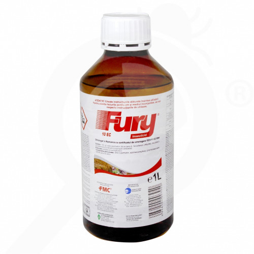 hu summit agro insecticide crops fury 10 ec 1 l - 1, small