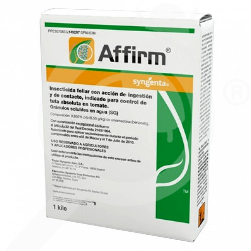 hu syngenta insecticide crops affirm 1 kg - 1, small