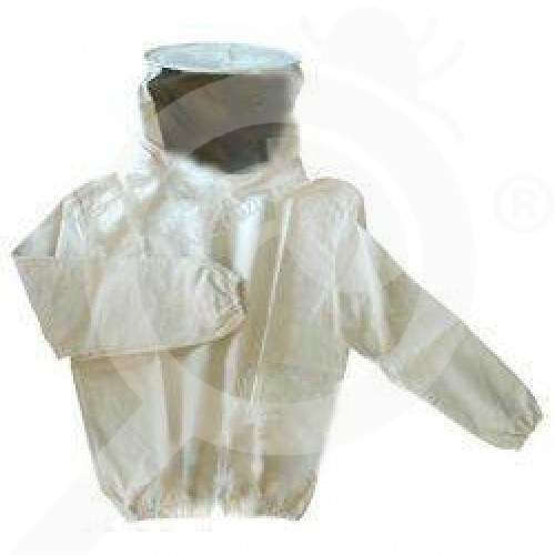 hu eu safety equipment anti wasp semi coverall - 0, small