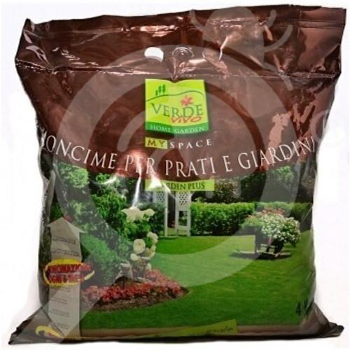 hu verde vivo fertilizer grass 4 kg - 0, small