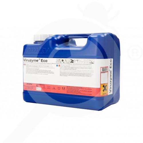 hu amity international disinfectant viruzyme eco 5 l - 2, small
