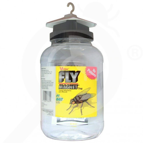 hu woodstream trap victor fly magnet 4 l - 0, small