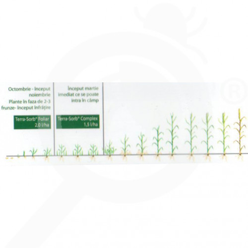 hu bioiberica growth regulator terra sorb foliar 100 ml - 0