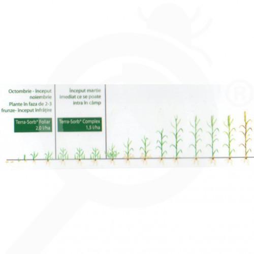 hu bioiberica growth regulator terra sorb foliar 1 l - 0