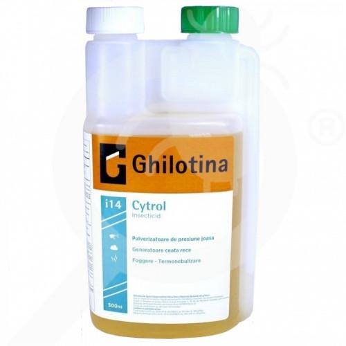 hu ghilotina insecticide i14 cytrol 500 ml - 1