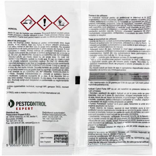 hu pelgar insecticide cytrol forte wp 20 g - 2