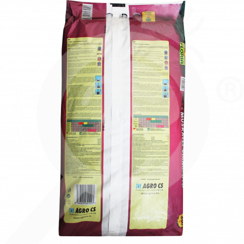 hu agro cs substrate muscat balcony flowers substrate 20 l - 0