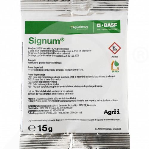 hu basf fungicide signum 15 g - 3