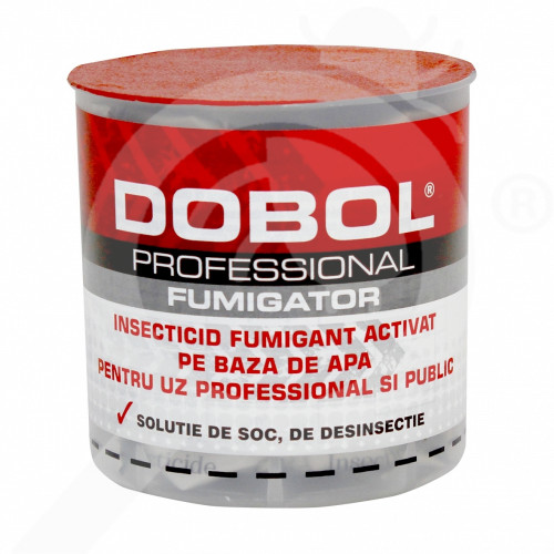 hu kwizda insecticide dobol fumigator 20 g - 2