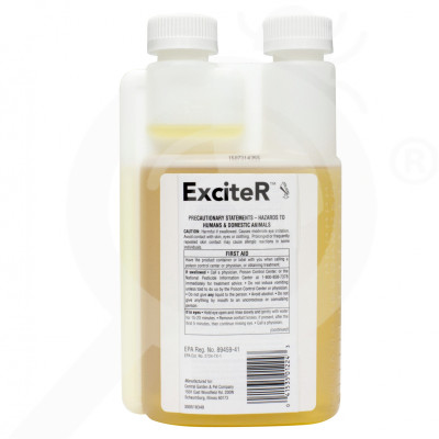 us zoecon insecticide exciter 16 oz - 1