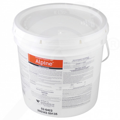 us basf insecticide alpine dust 3 lb - 1