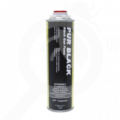 us todol repellent pur black foam bf01 2 25 lbs - 1