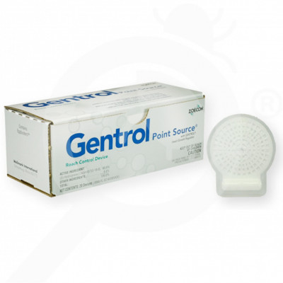 us zoecon insecticide gentrol point source 20 pieces - 1